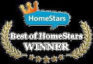 Best of HomeStars winner badge